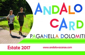 Andalo Card 2017 normale